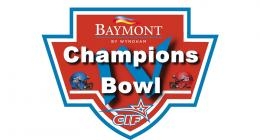 Quest for Champions Bowl IV Begins Sponsored by Baymont Inns & Suites