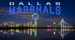 Fair Park & District 7 in Welcomes the Marshals who will be playing at the Fair Park Coliseum