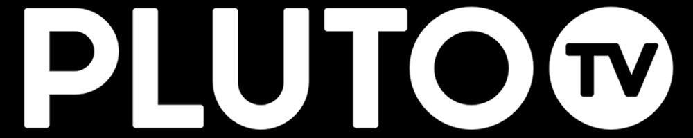 Pluto TV Logo 2018 white 1